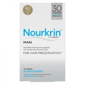 Nourkrin Man 30 Tablets