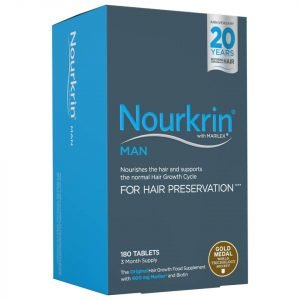 Nourkrin Man Starter Pack 3 Month Supply 180 Tablets