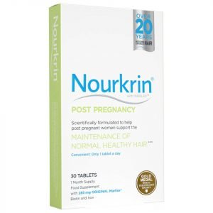 Nourkrin Post Pregnancy Tablets 30 Tablets