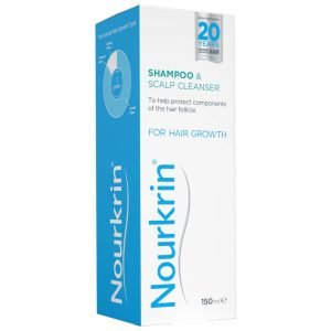 Nourkrin Shampoo And Scalp Cleanser 100 Ml