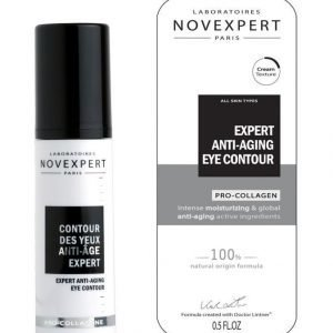 Novexpert Pro Collagen Anti Aging Eye Cream Silmänympärysvoide 15 ml