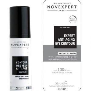 Novexpert Pro Collagen Anti Aging Eye Cream Silmänympärysvoide 15 ml