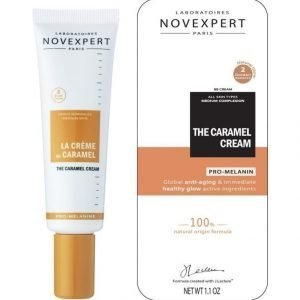 Novexpert Pro Melanin Caramel Cream Medium Bb Voide 30 ml