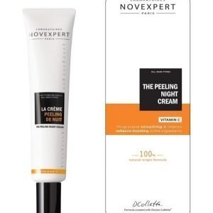 Novexpert Vitamin C Peeling Night Cream Yövoide 40 ml