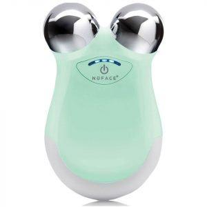 Nuface Mini Facial Toning Device Seafoam