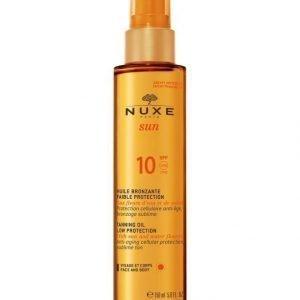 Nuxe Aurinkoöljysuihke 150 ml