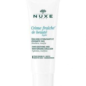 Nuxe Crème Fraîche Light Kasvoemulsio 50 ml