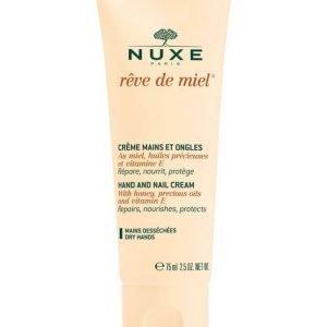 Nuxe Crème Mains Et Ongles Käsivoide 75 ml