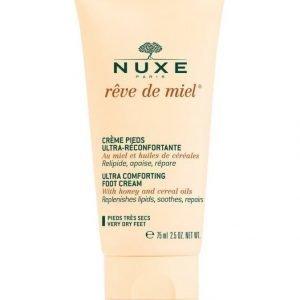 Nuxe Crème Pieds Jalkavoide 75 ml