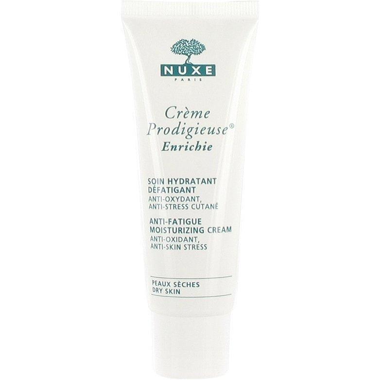 Nuxe Crème Prodigieuse EnrichieFatigue Moisturizing Cream (Dry Skin) 40ml