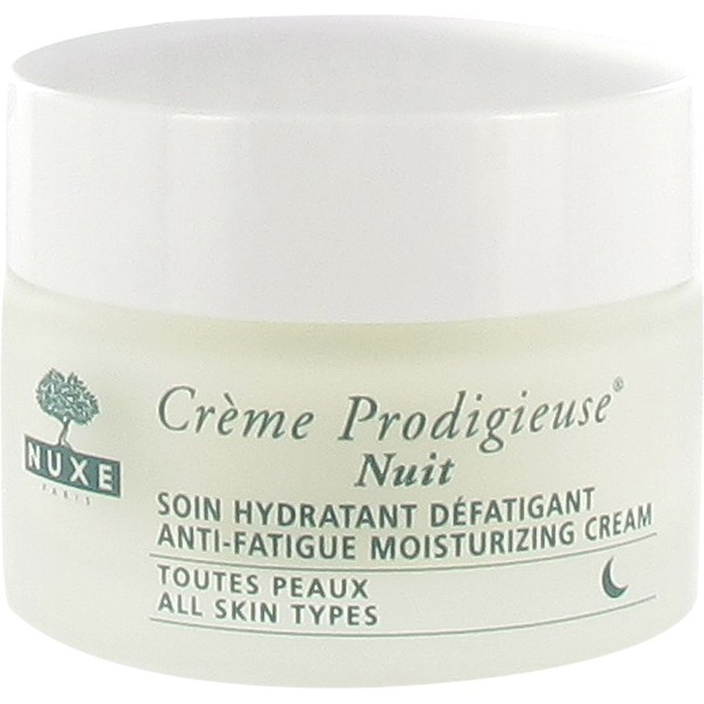 Nuxe Crème Prodigieuse NuitFatigue Moisturizing Night Cream (All Skin Types) 50ml