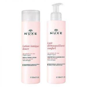 Nuxe De-Makeup Routine Duo