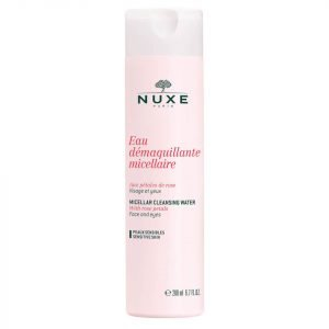 Nuxe Eau Demaquillante Micellaire Micellar Cleansing Water 200 Ml
