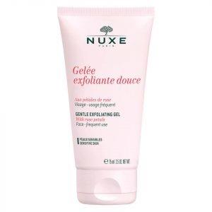 Nuxe Gelee Exfoliante Douce Gentle Exfoliating Gel 75 Ml