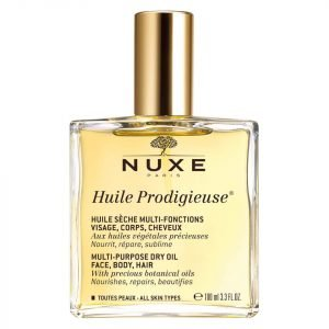 Nuxe Huile Prodigieuse Multi Usage Dry Oil 100 Ml