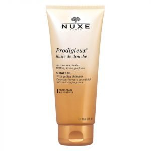 Nuxe Huile Prodigieux Shower Oil New 200 Ml