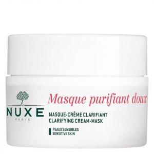 Nuxe Masque Purifiant Doux Clarifying Cream-Mask 50 Ml
