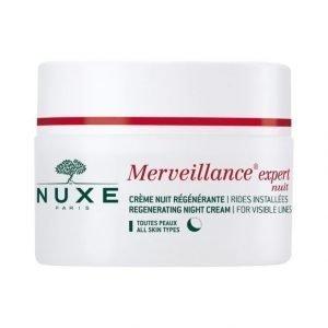 Nuxe Merveillance Expert Night Cream Yövoide 50 ml