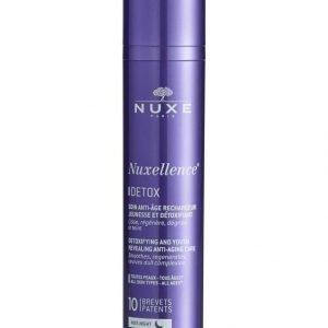 Nuxe Nuxellance Detox Night Cream Tehoemulsio Yöksi 50 ml