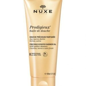 Nuxe Prodigieux Shower Oil Suihkuöljy 200 ml
