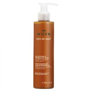 Nuxe Reve De Miel Gel Nettoyant Visage Facial Cleansing Gel 200 Ml