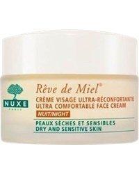 Nuxe Reve de Miel UltraComf Night Cream (Dry/Sensitive) 50ml