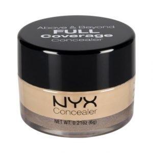 Nyx Concealer Jar Peitevoide
