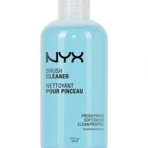 Nyx Make Up Brush Cleaner Sivellinpuhdistusaine 250 ml