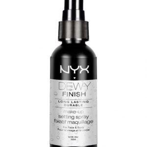 Nyx Make Up Setting Spray Kiinnityssuihke Meikille