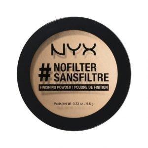 Nyx Nofilter Finishing Powder Viimeistelypuuteri