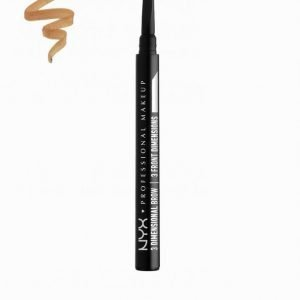 Nyx Professional Makeup 3 Dimensional Brow Kulmakynä Blonde