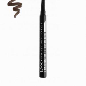 Nyx Professional Makeup 3 Dimensional Brow Kulmakynä Charcoal