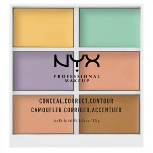 Nyx Professional Makeup 3c Palette Color Correcting Concealer