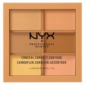Nyx Professional Makeup 3c Palette Conceal