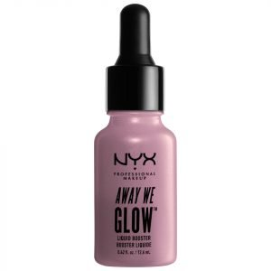 Nyx Professional Makeup Away We Glow Liquid Booster Various Shades Snatched
