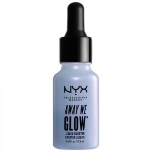 Nyx Professional Makeup Away We Glow Liquid Booster Various Shades Zoned Out