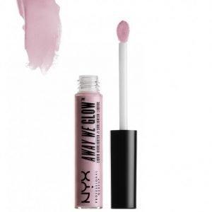 Nyx Professional Makeup Away We Glow Liquid Highlighter Korostusväri Lavender Pearlscent