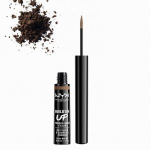 Nyx Professional Makeup Buildem Up Brow Powder Kulmapuuteri Brunette