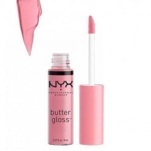 Nyx Professional Makeup Butter Gloss Huulikiilto Éclair