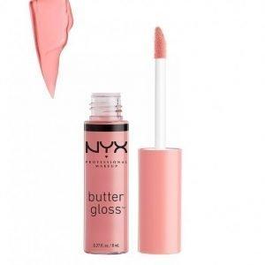 Nyx Professional Makeup Butter Gloss Huulikiilto Créme Brulee