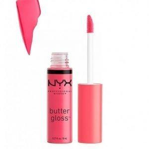 Nyx Professional Makeup Butter Gloss Huulikiilto Cupcake