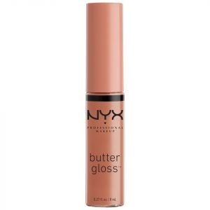 Nyx Professional Makeup Butter Gloss Various Shades Madeleine
