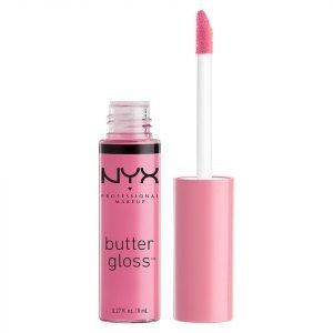 Nyx Professional Makeup Butter Gloss Various Shades Merengue
