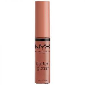 Nyx Professional Makeup Butter Gloss Various Shades Praline