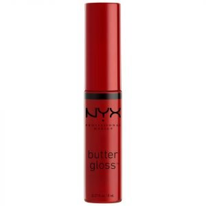 Nyx Professional Makeup Butter Gloss Various Shades Red Velvet
