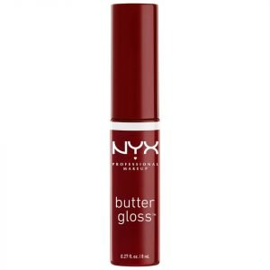 Nyx Professional Makeup Butter Gloss Various Shades Red Wine Truffle