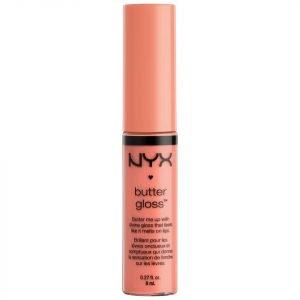 Nyx Professional Makeup Butter Gloss Various Shades Sunday Mimosa