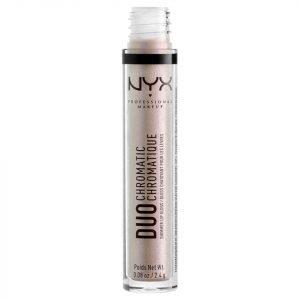 Nyx Professional Makeup Chromatic Lip Gloss Duo Various Shades Crushing It