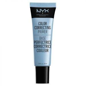 Nyx Professional Makeup Color Correcting Liquid Primer Blue