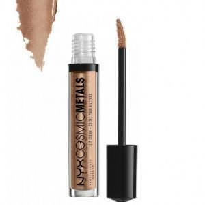 Nyx Professional Makeup Cosmic Metals Lip Cream Huulikiilto Crystalized